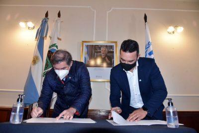 """San Luis se constituyó como """"Ciudad solidaria"""" con las personas refugiadas"""